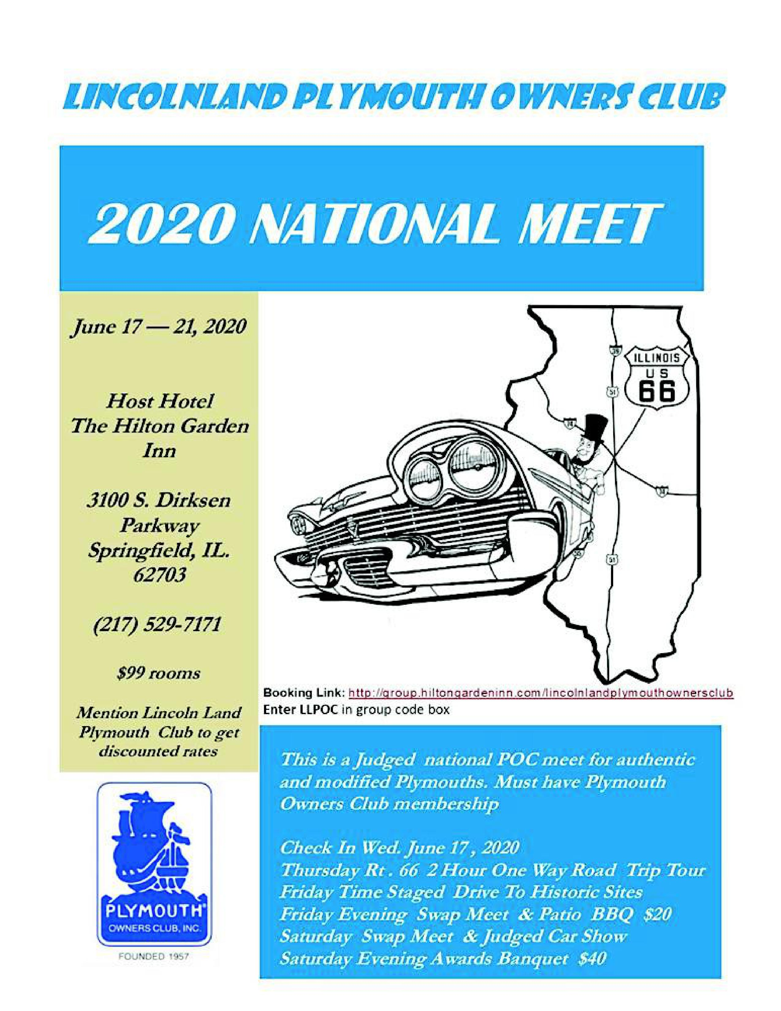 2020 National Meet and Greet